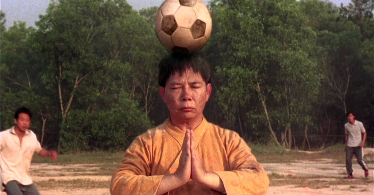 Get ready for the World Cup final with Shaolin Soccer