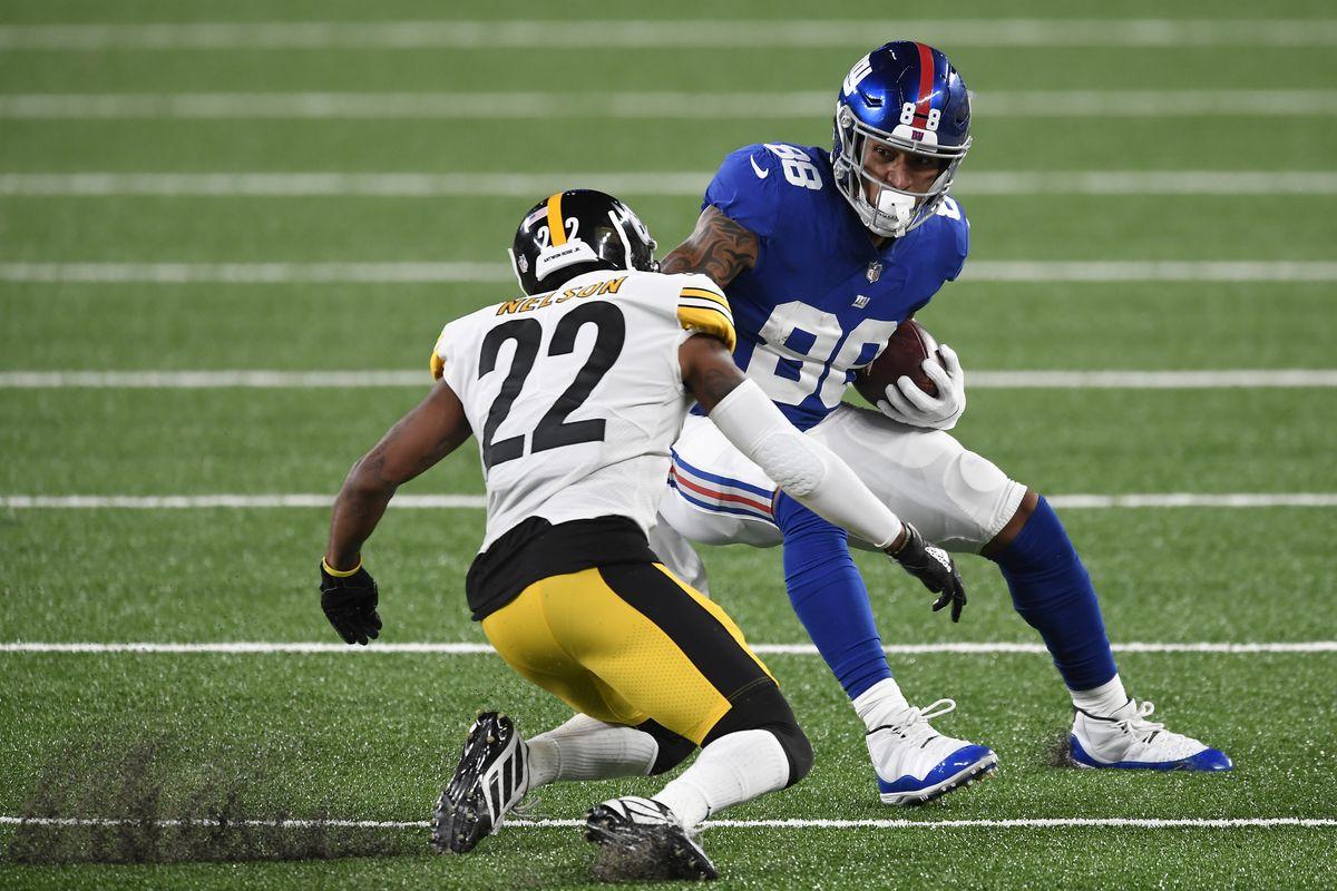 Pittsburgh Steelers v New York Giants