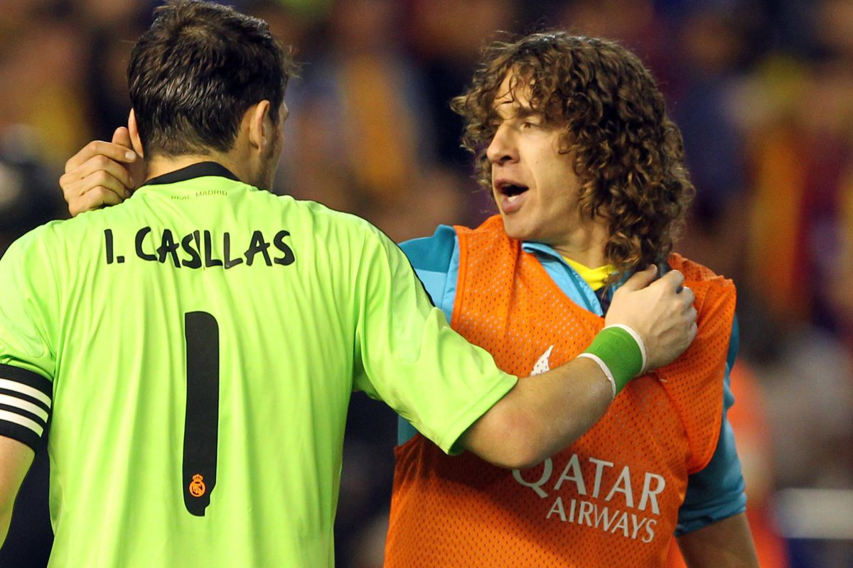 Carles Puyol: I rejected Real Madrid twice