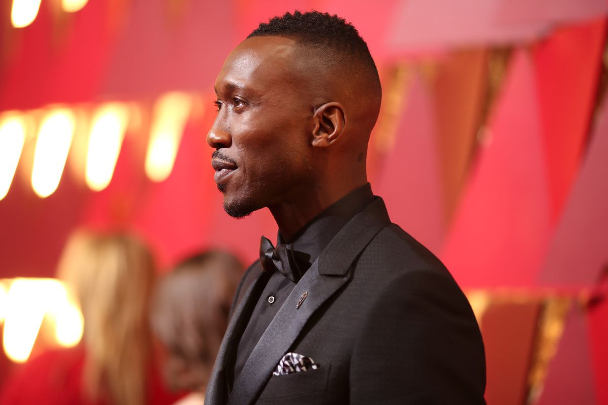 True Detective Season Three Eyes Mahershala Ali