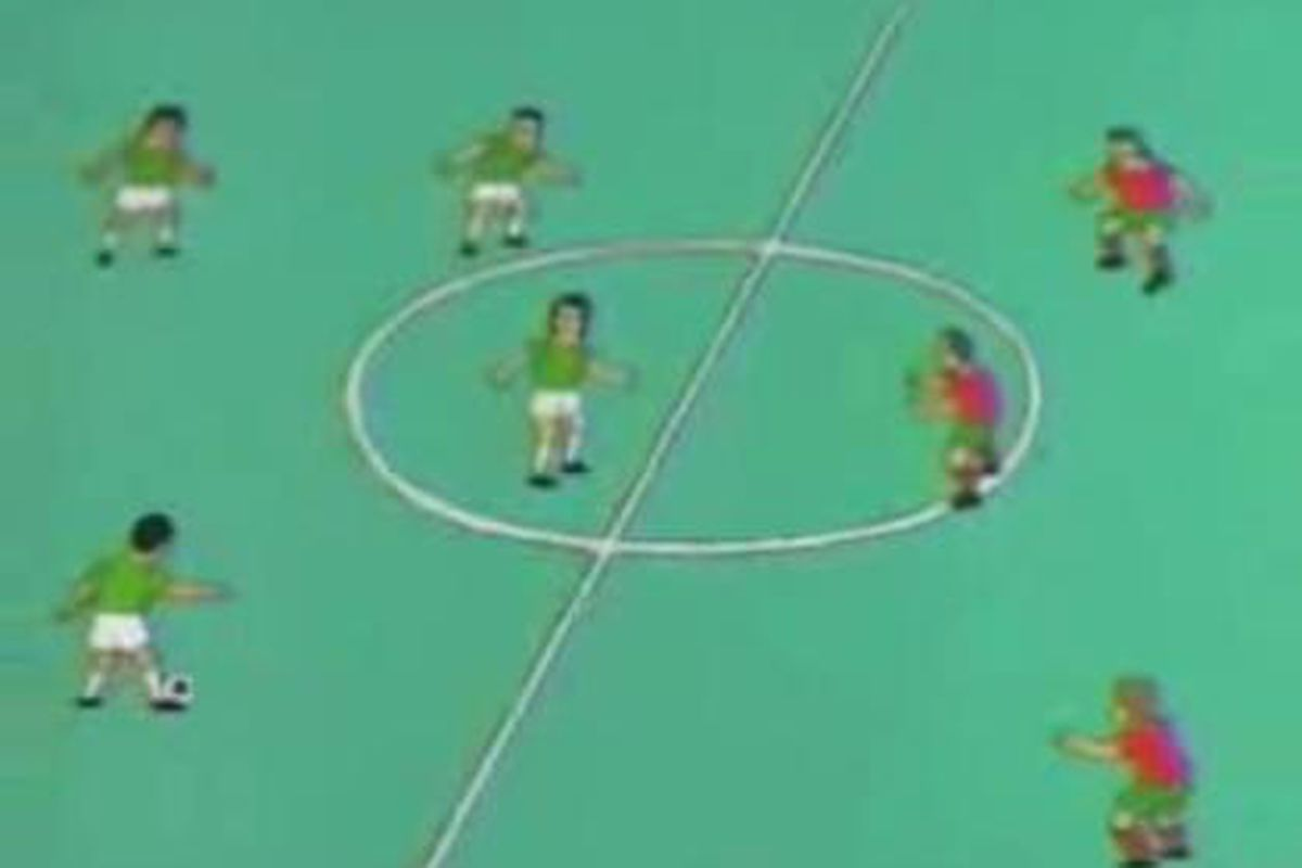 Portugal and Brazil made me feel Kent Brockman's pain.