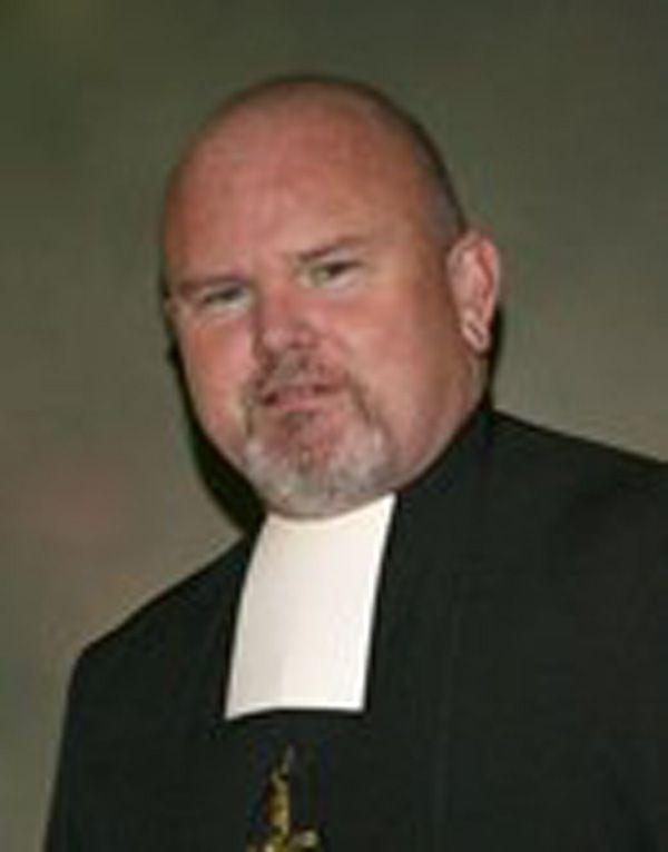 Brother Dan O'Riordan, head of the Marist Brothers' U.S. province.