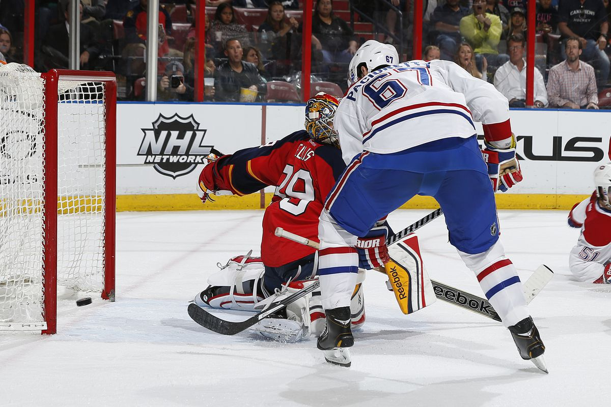 All too easy for Max Pacioretty.