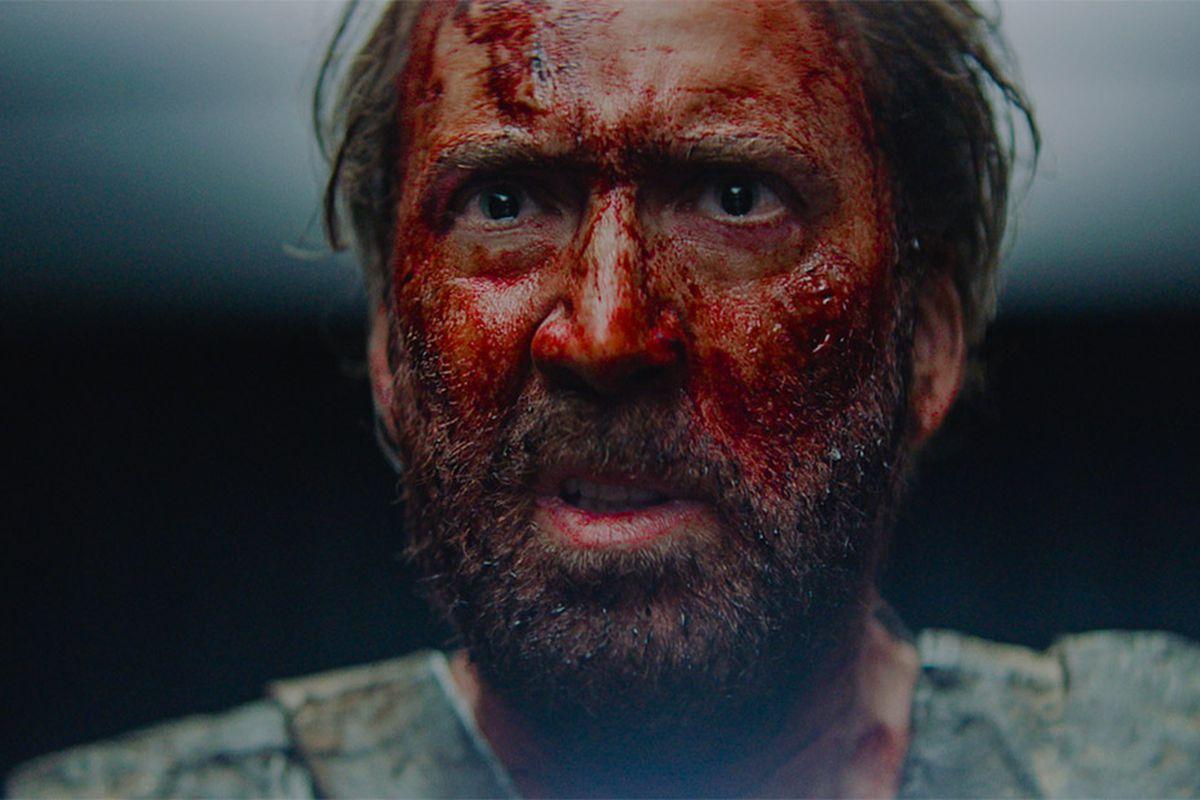 Surrealist horror film Mandy pits Nicolas Cage against murderous