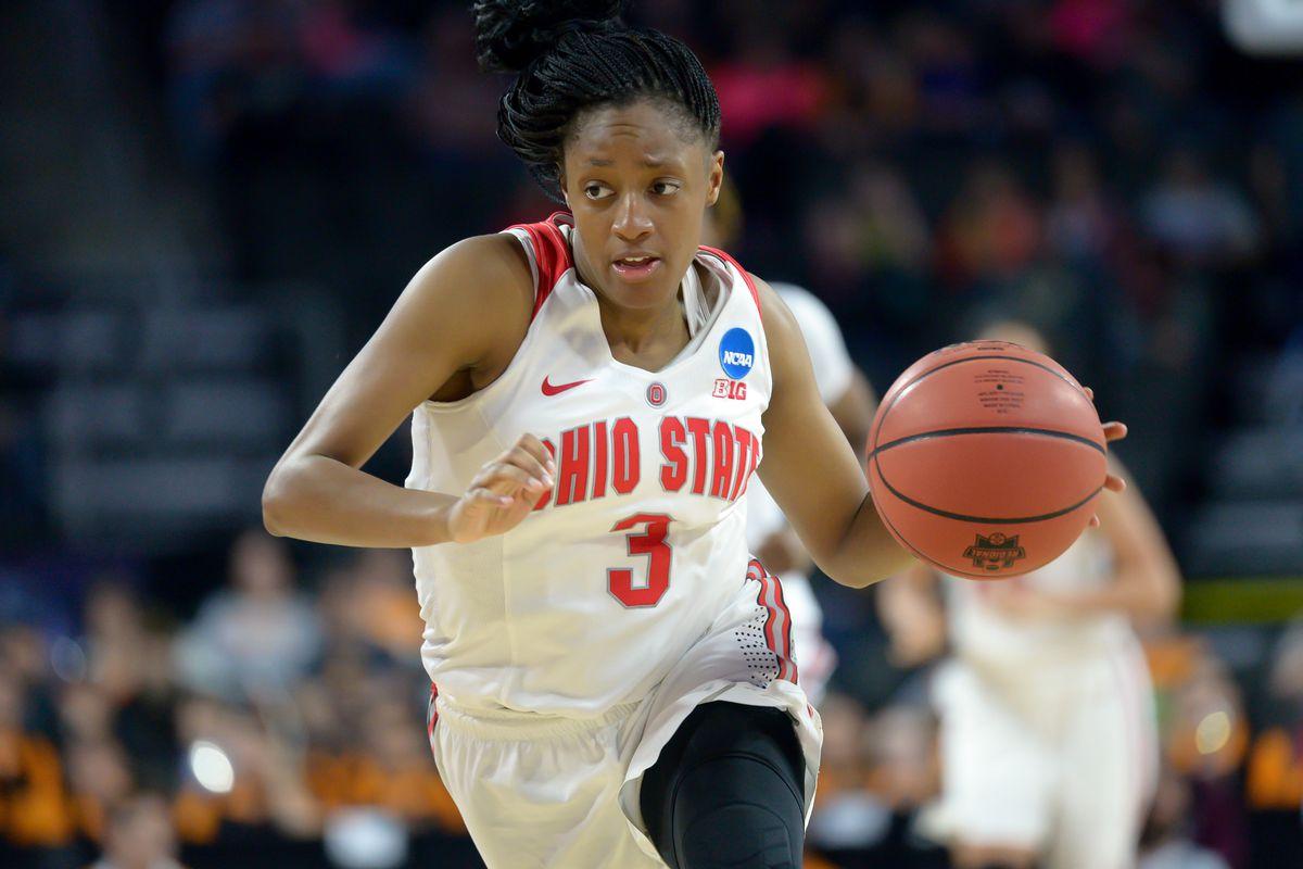 NCAA Womens Basketball: NCAA Tournament-Sioux Falls Regional-Ohio State vs Tennessee