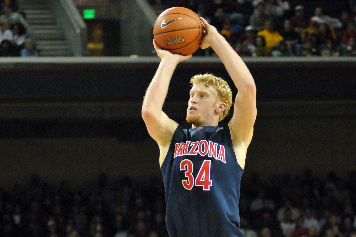 NCAA BASKETBALL: JAN 31 Arizona v USC