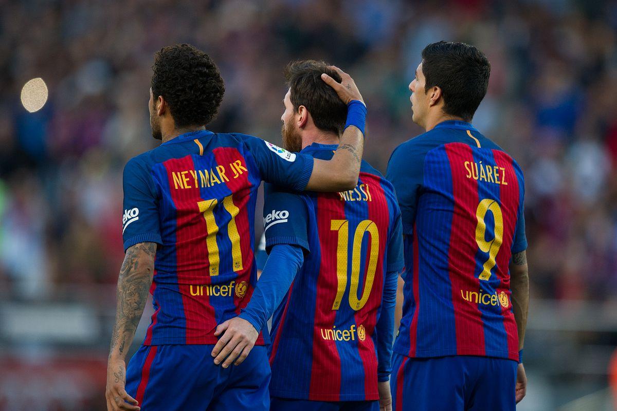 best website 5c823 a0fa6 Barcelona and PSG negotiate Neymar-Dembélé swap deal ...