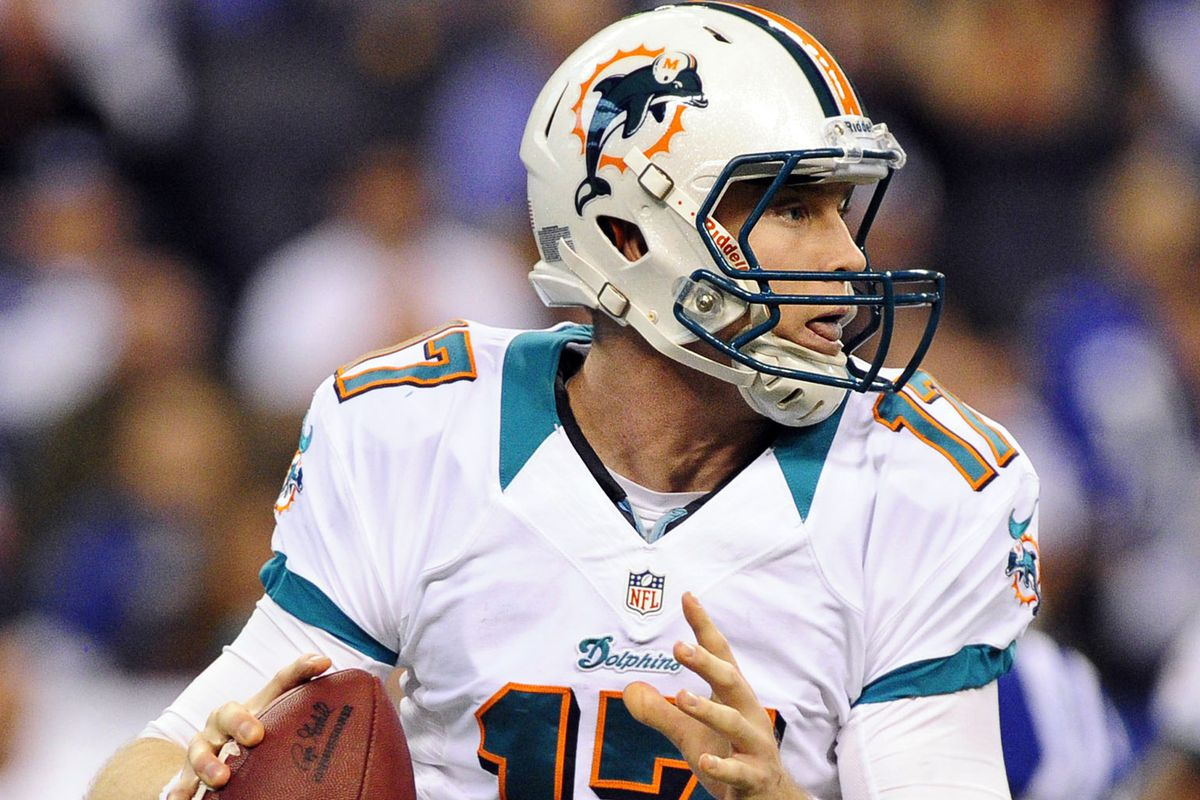 Ryan Tannehill's real good, but would you take him over the other 2012 rookie quarterbacks?