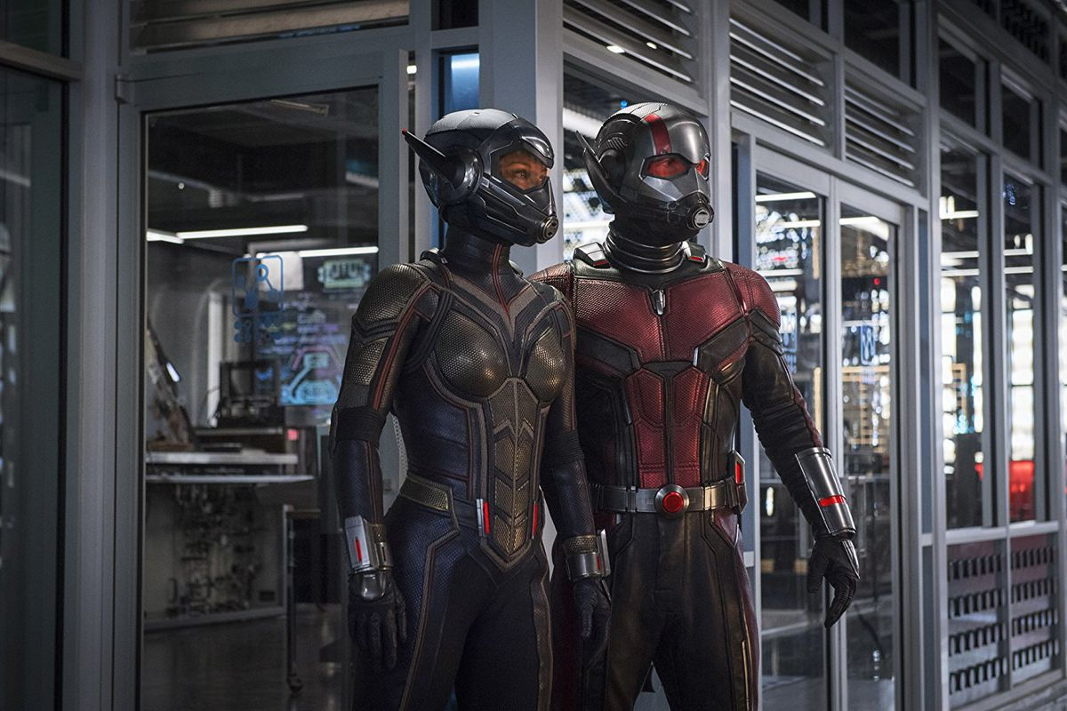 Image result for antman and the wasp movie