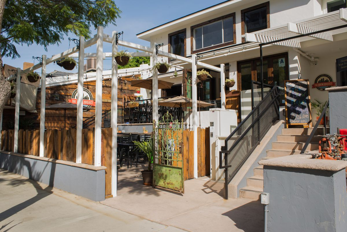 The Brew Project Taps New Beer-Centric Bar & Restaurant in Hillcrest