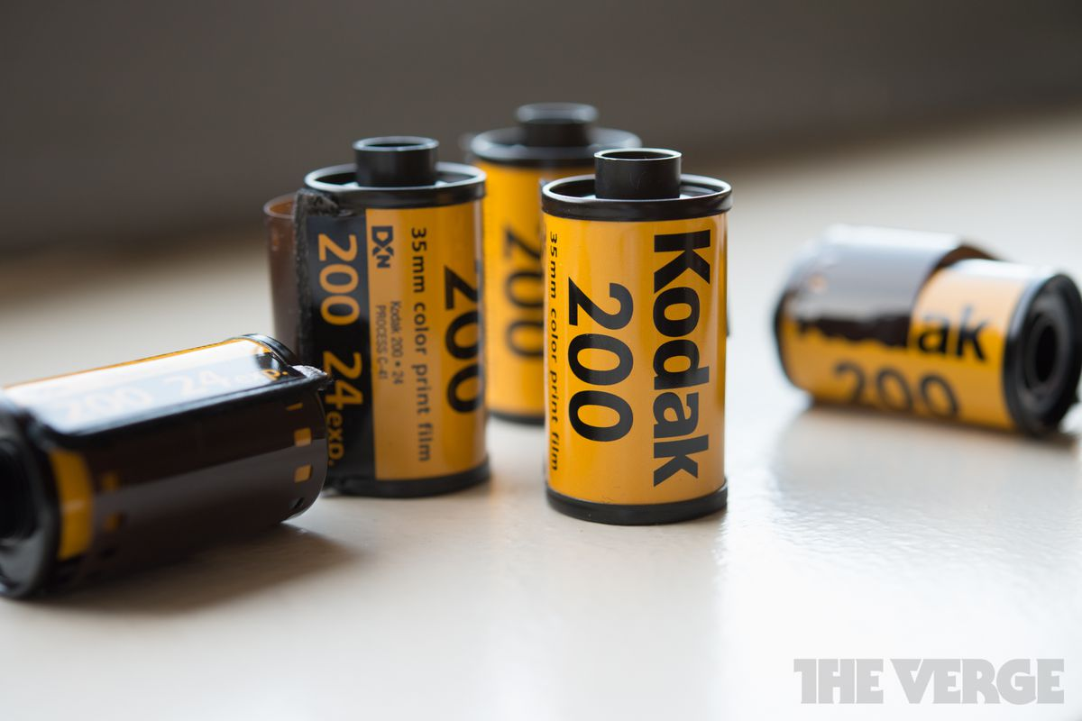 Kodak stock soar after KodakCoin announcement