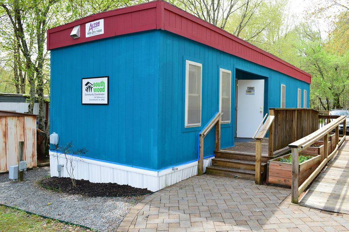 Habitat for Humanity plans to turn a mobile home park into a