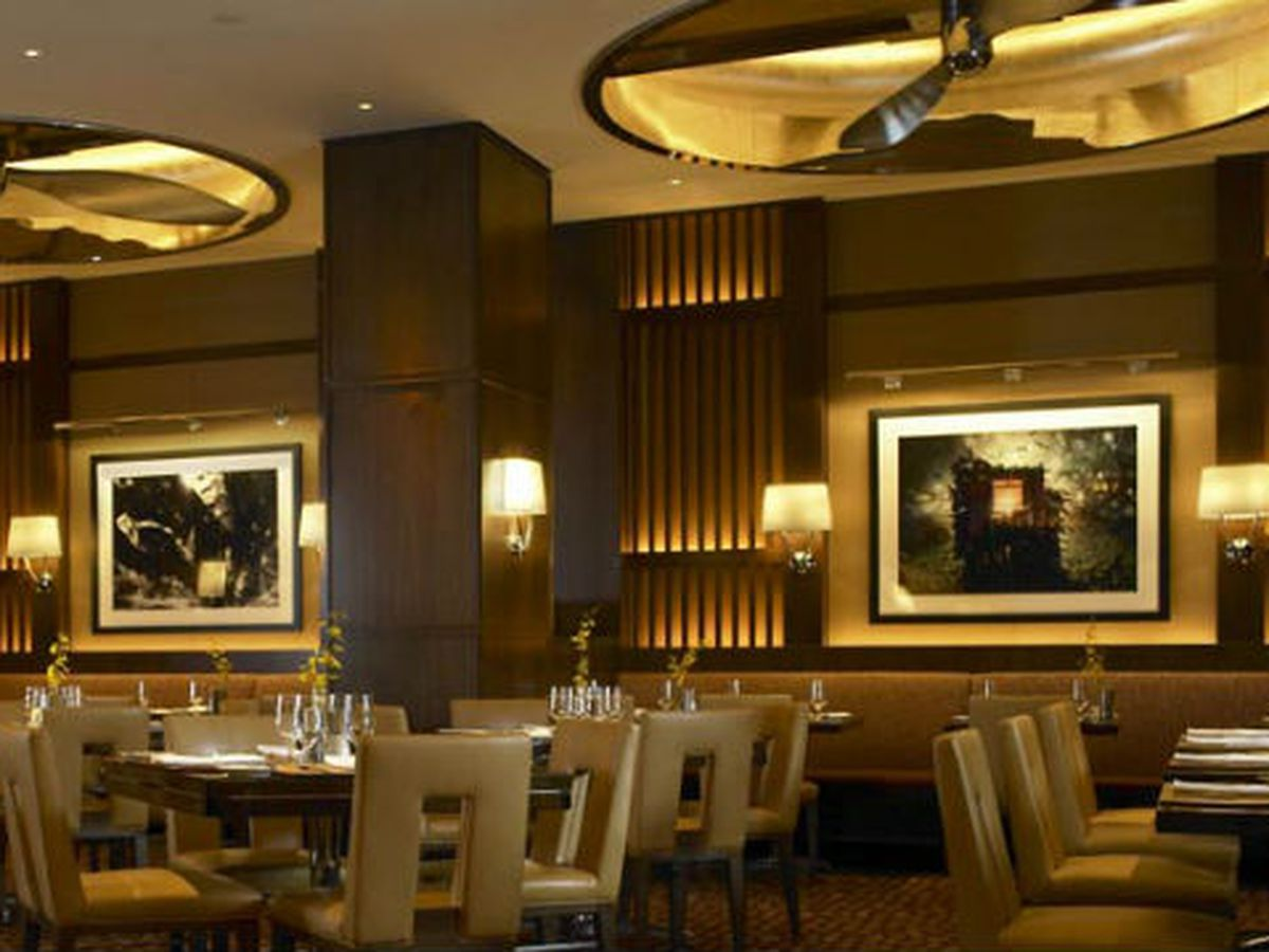 Go downtown fancy at Charlie Palmer for Christmas brunch or dinner.