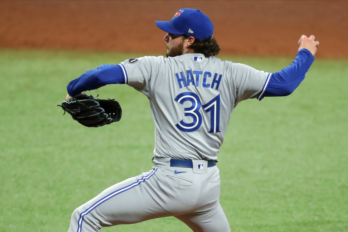 American League Wild Card Game 1: Toronto Blue Jays v. Tampa Bay Rays
