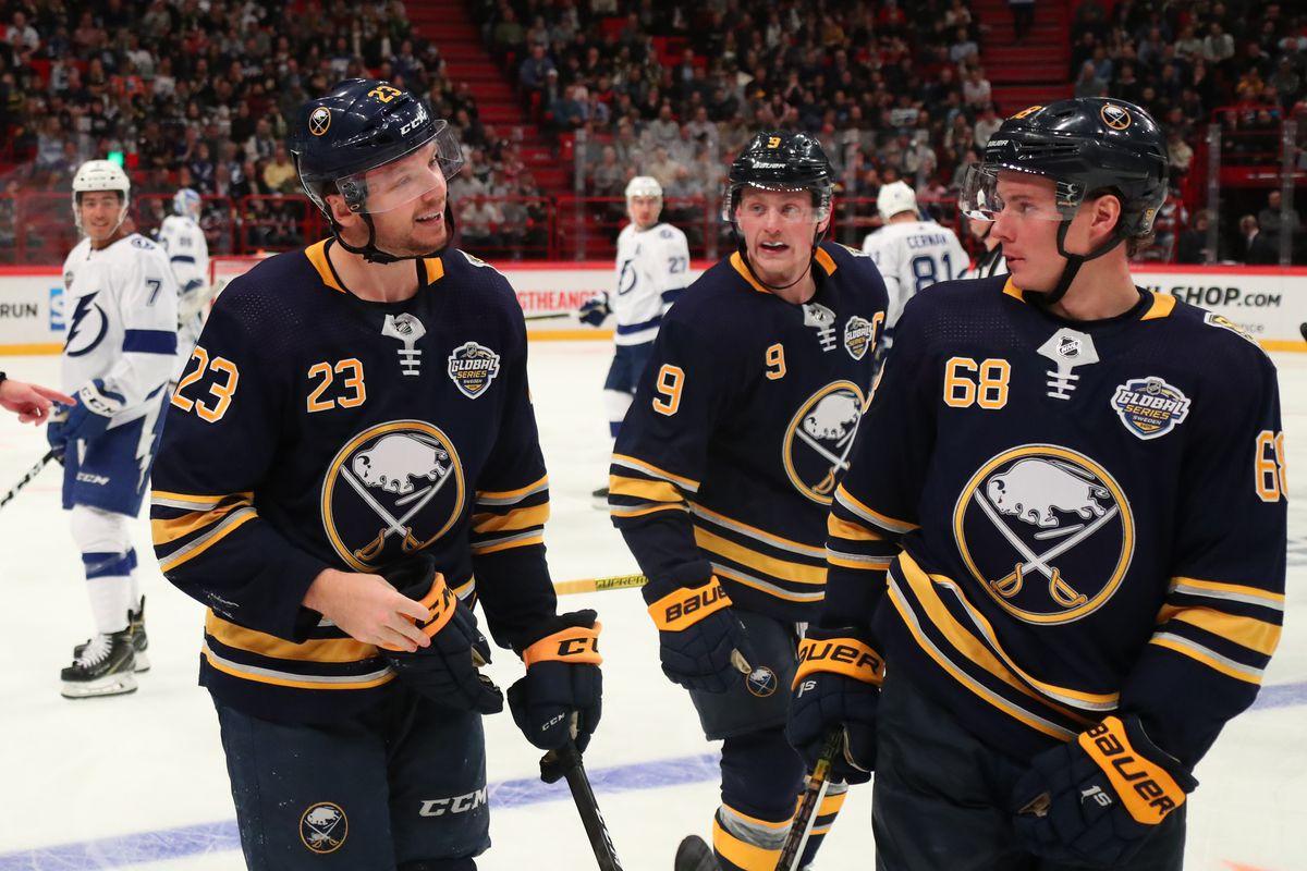 2019 NHL Global Series - Sweden - Tampa Bay Lightning v Buffalo Sabres