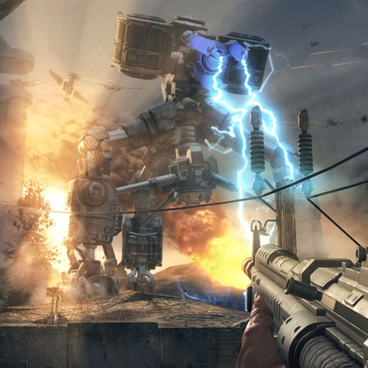 Wolfenstein: The New Order PC system requirements revealed