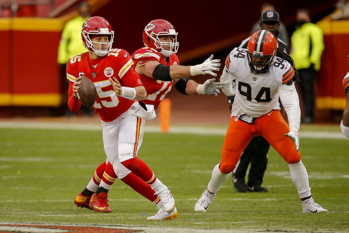 Divisional Round - Cleveland Browns v Kansas City Chiefs