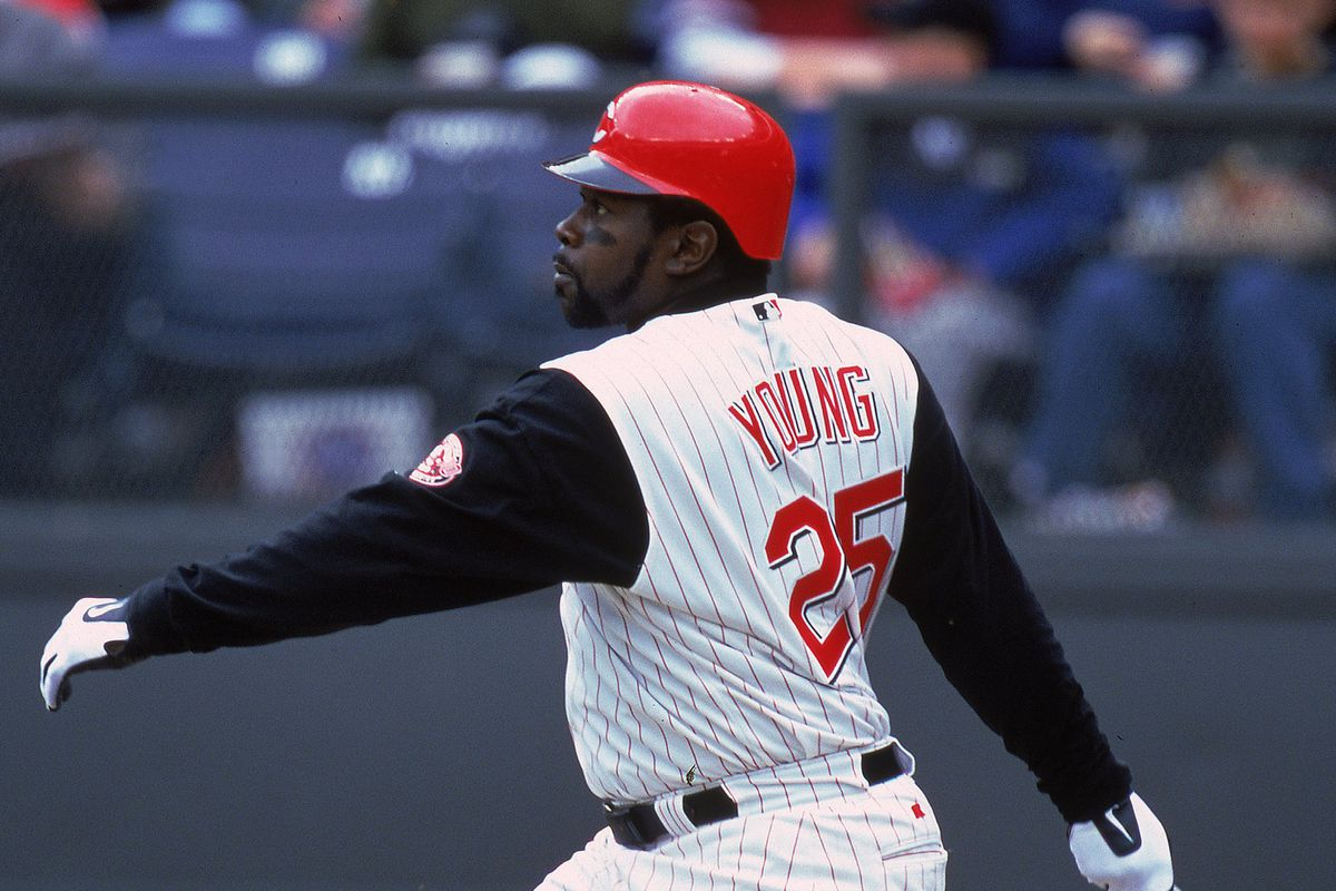 Dmitri Young #25