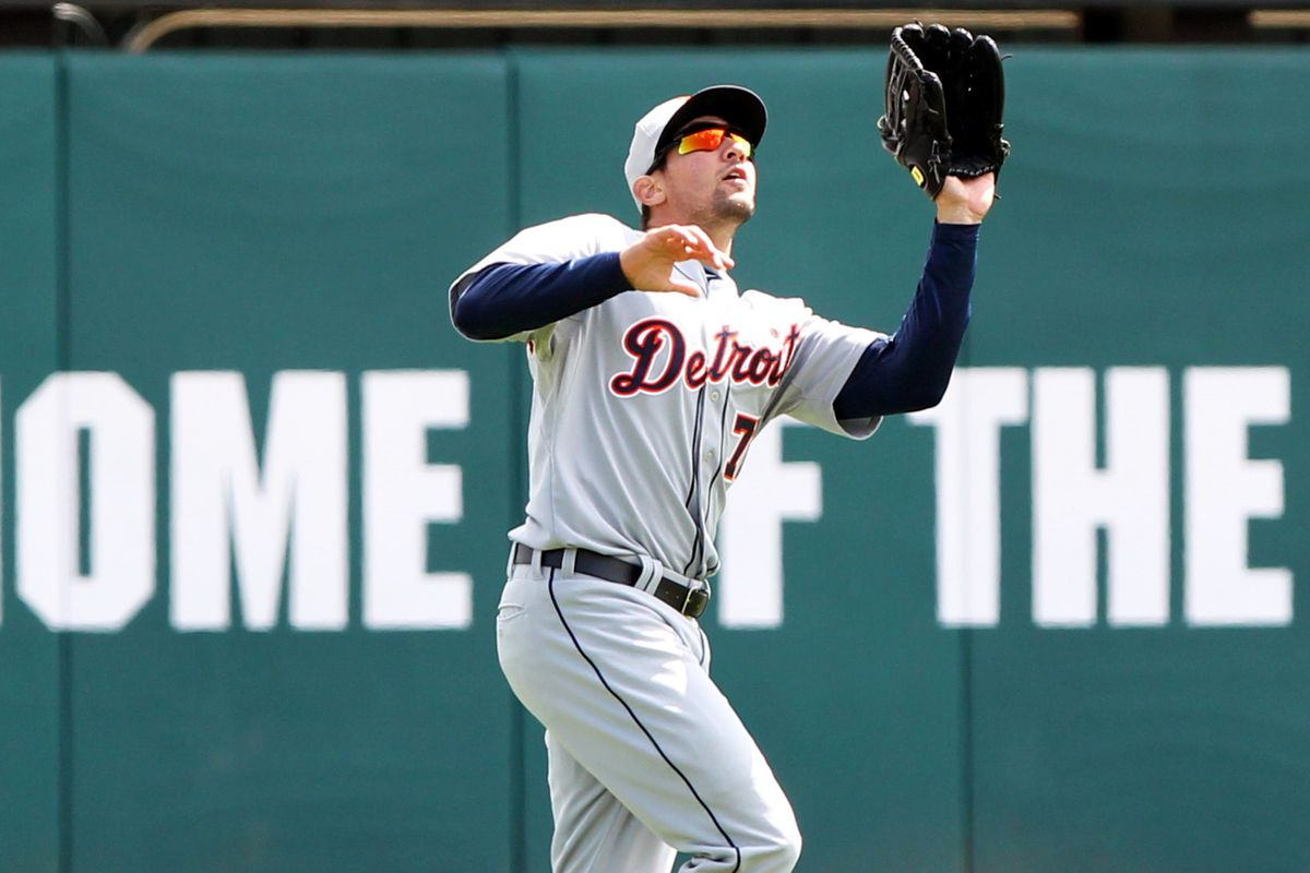 Nick Castellanos could soon be roaming the outfield in Comerica Park.