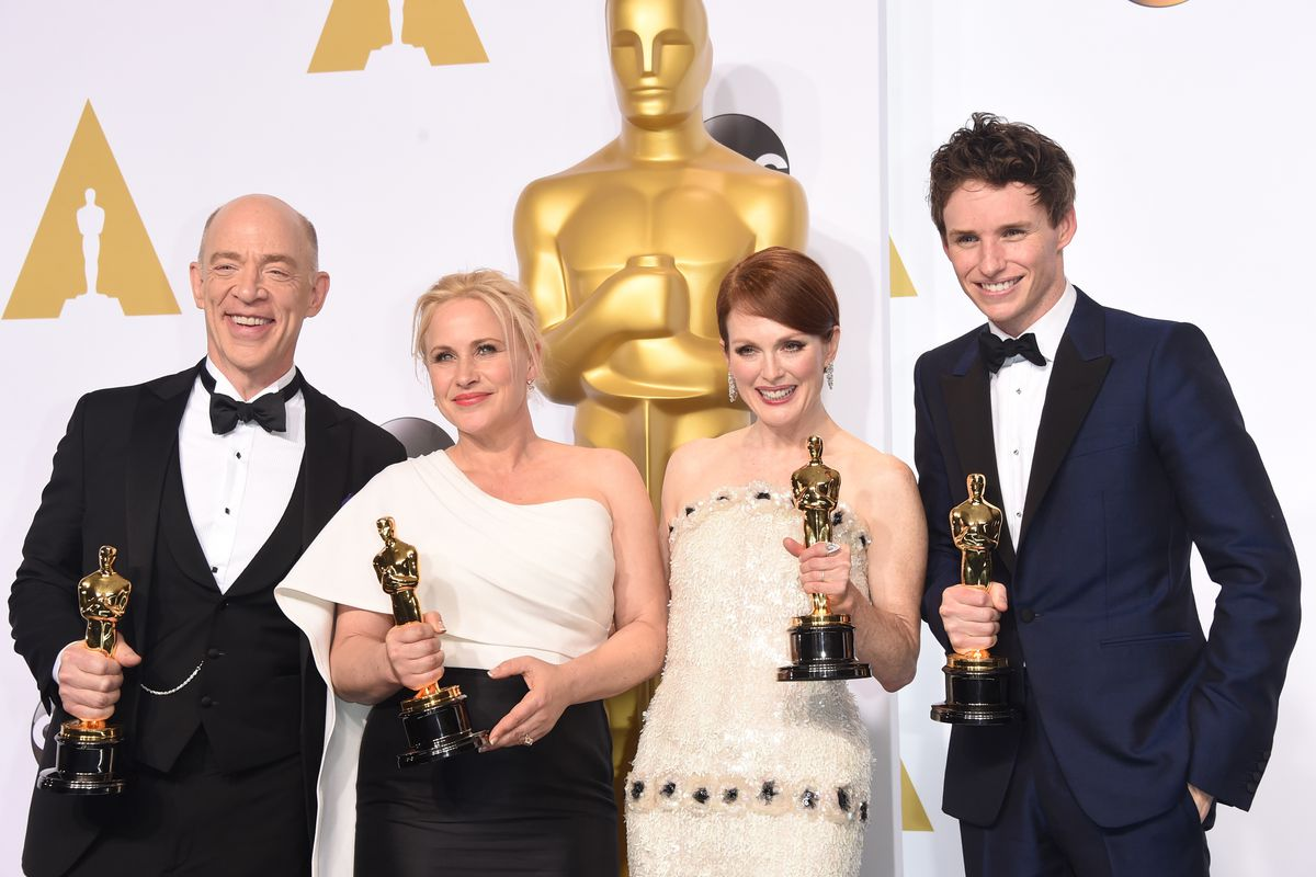 2015 Wsria Winners: Oscars 2015: All The Winners, Speeches, And Best Moments