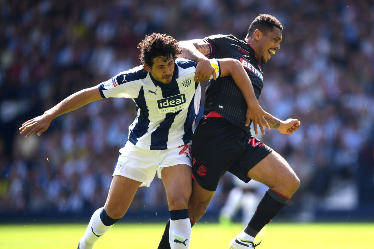 West Bromwich Albion v Bolton Wanderers - Sky Bet Championship