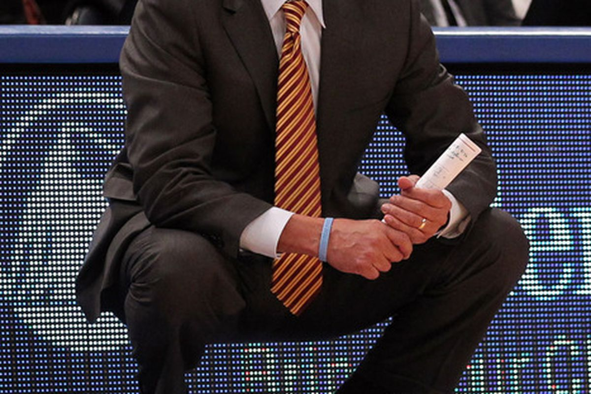 <strong>Tubby Smith's</strong> Golden Gophers fell hard with Thursday's NIT Championship loss, but he is certainly excited about his program's future.