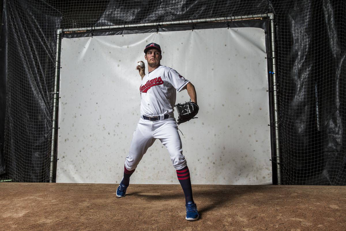 I do wonder if Bauer studied the mechanics of pitching from a flat surface in order to ensure this photograph was accurate. I hope he'd appreciate this joke.
