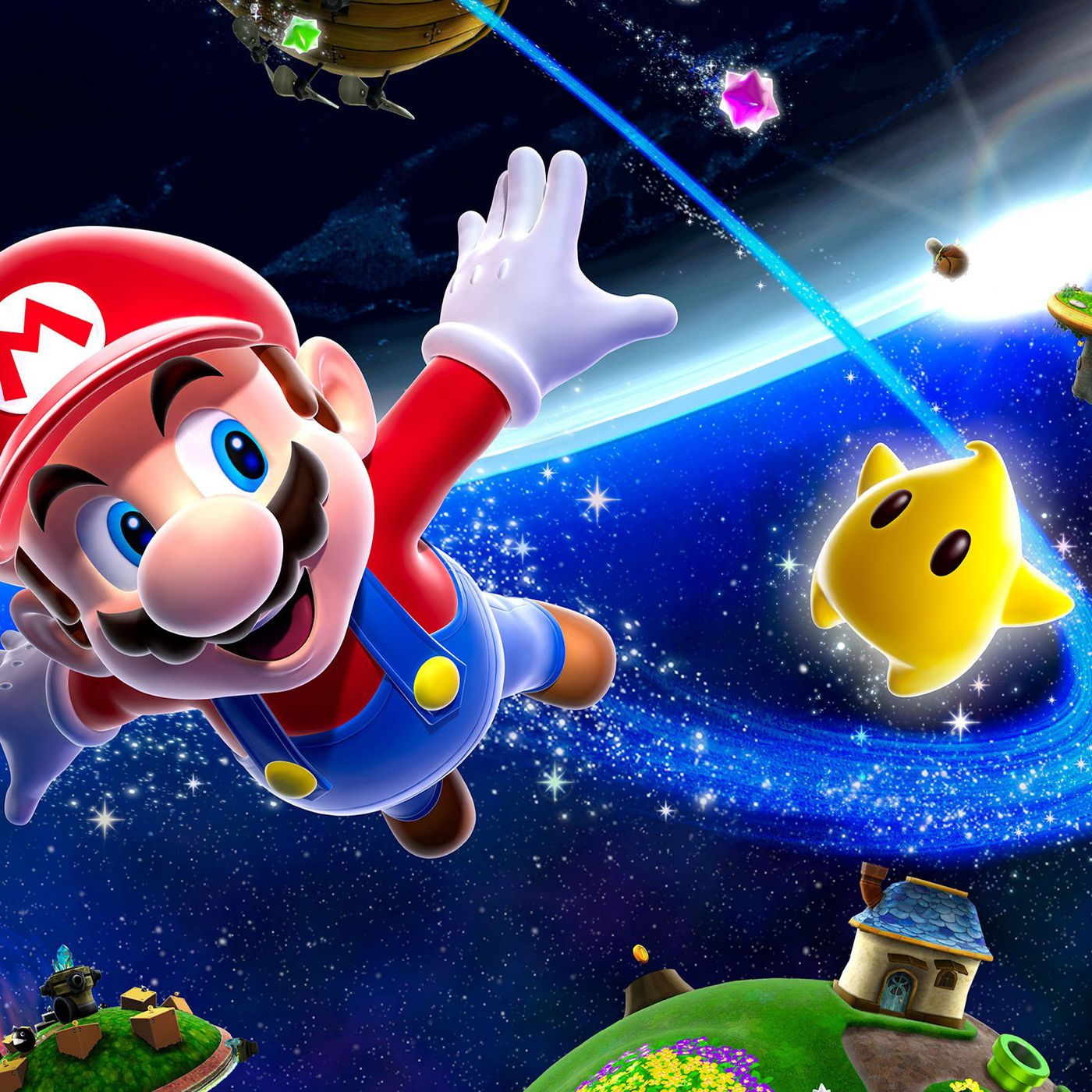 Nintendo re-releasing Super Mario games for 35th anniversary ...