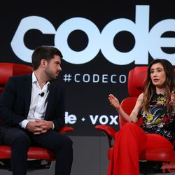 """Stitch Fix Founder and CEO Katrina Lake sat down with Recode's Jason Del Rey discussed wanting her company to serve as an example of a big public company with a great deal of diversity of demographics as well as thought. Watch the full interview <a href=""""https://www.recode.net/2018/5/30/17385438/katrina-lake-stitch-fix-code-conference-interview-diversity"""">here</a>."""