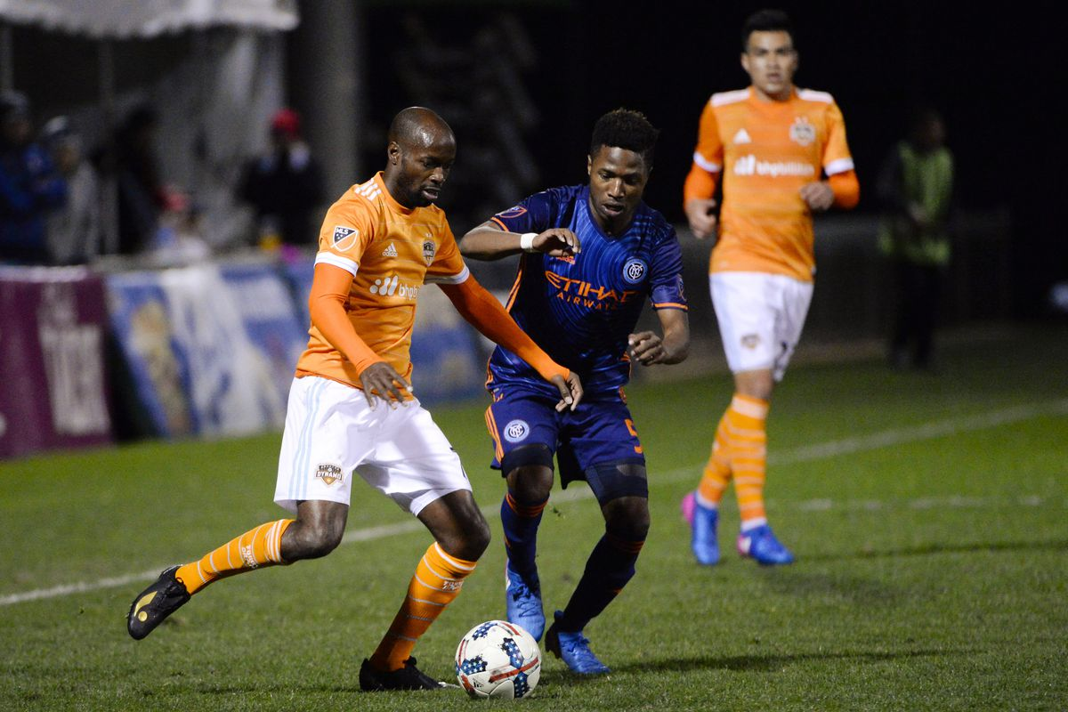 MLS: Desert Diamond Cup-New York City FC vs Houston Dynamo