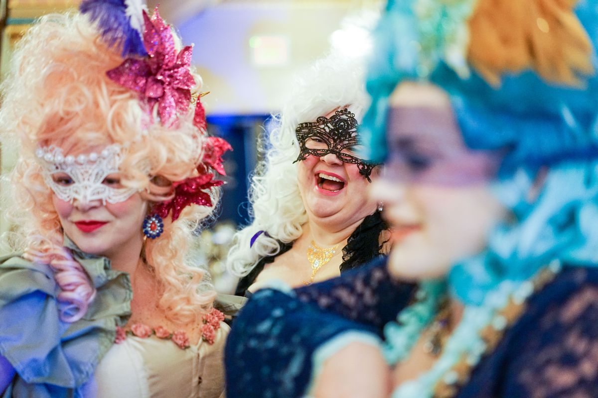 Scenes From the Link & Strywjeski Foundation's Inaugural Bal Masque
