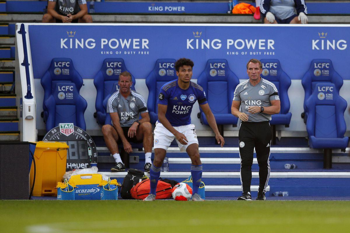 Leicester City v Brighton & Hove Albion - Premier League