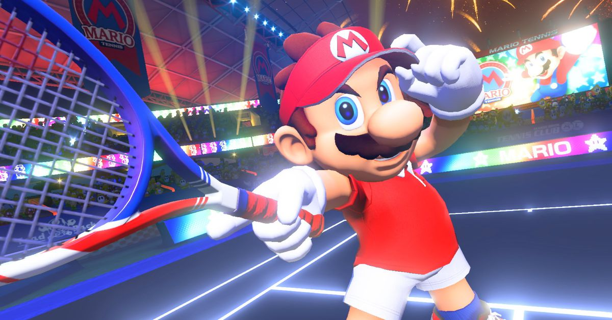 Nintendo's biggest Switch games, including Mario Tennis Aces, are 25 percent off right now