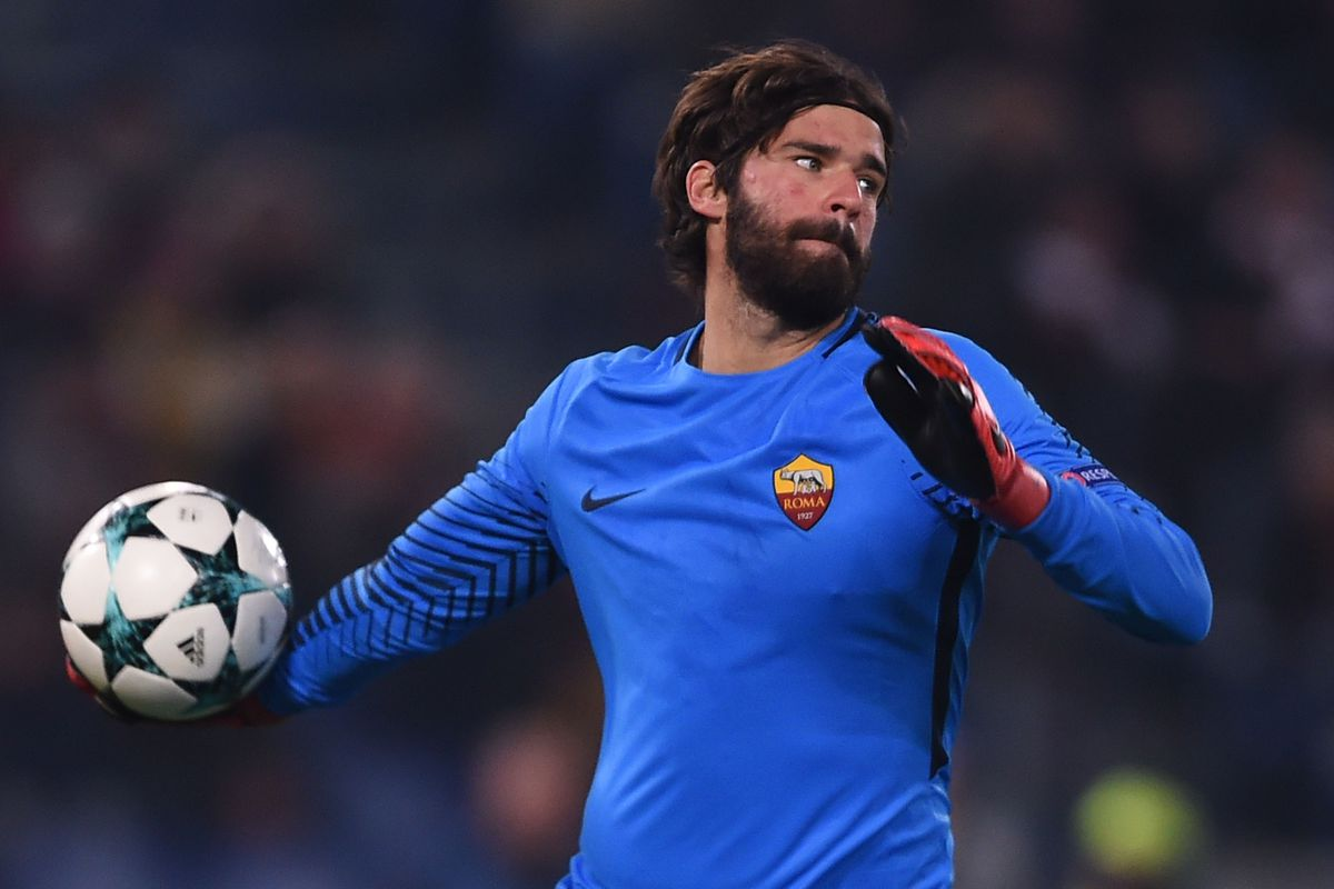 Alisson gives Liverpool encouragement over £44m summer transfer