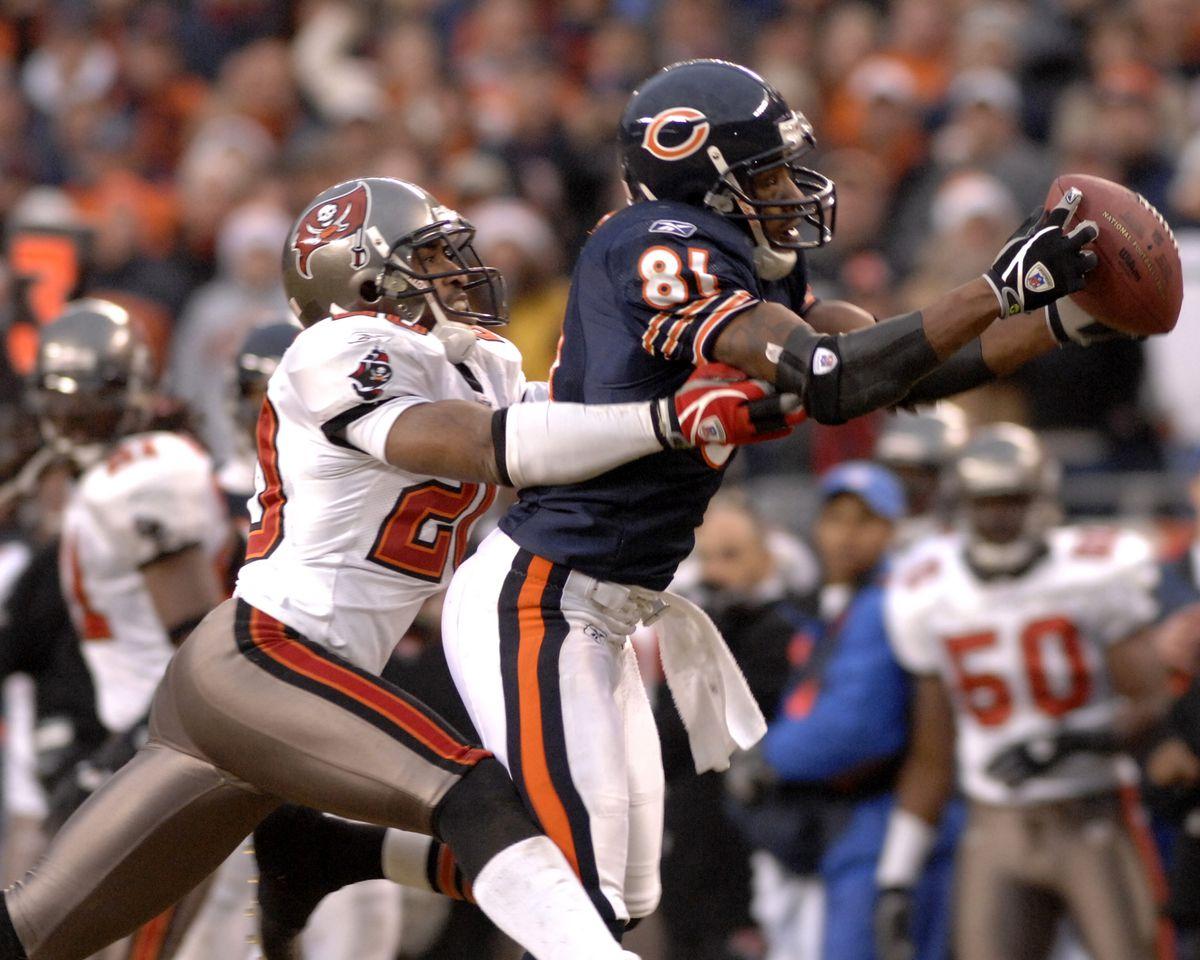 Tampa Bay Buccaneers vs Chicago Bears - December 17, 2006