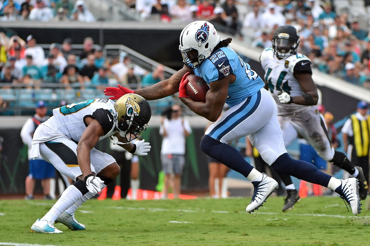 Kickoff time for national championship game - All 22 Review Titans Jaguars The Titans Got A Huge Road Win In The Afc South On Sunday Here Is What I Took Away From Titans 37 Jaguars 16