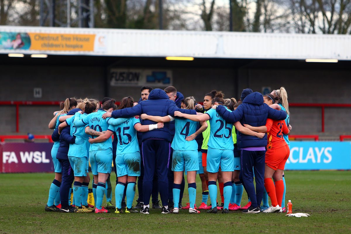 Brighton & Hove Albion v Tottenham Hotspur - Barclays FA Women's Super League