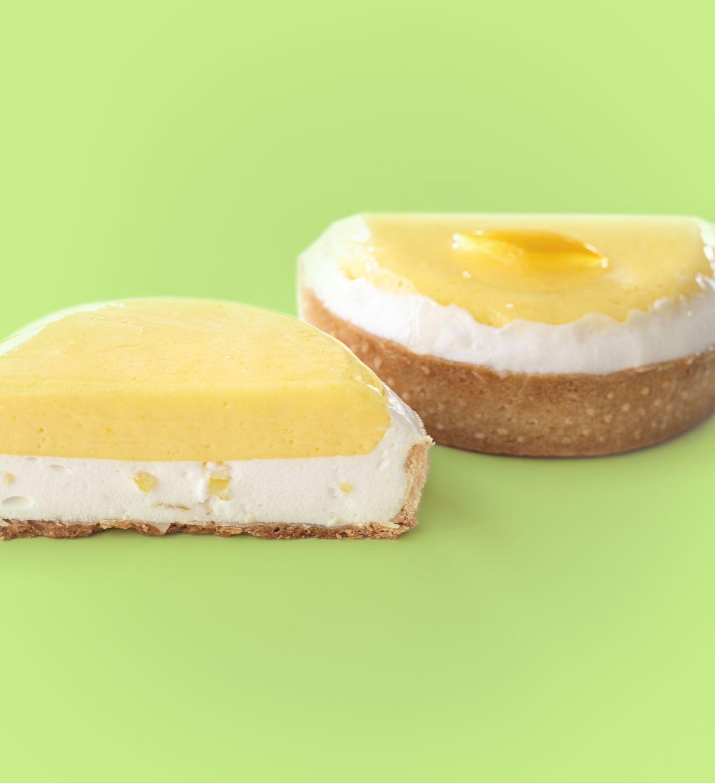 Lemon tart from Drool