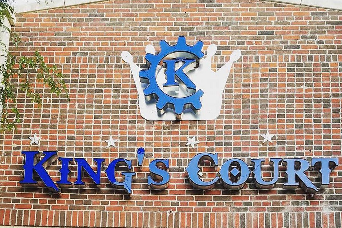 King's Court is on its way to EaDo