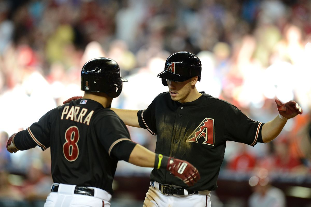 Parra and Corbin did it all last time. What about this afternoon?