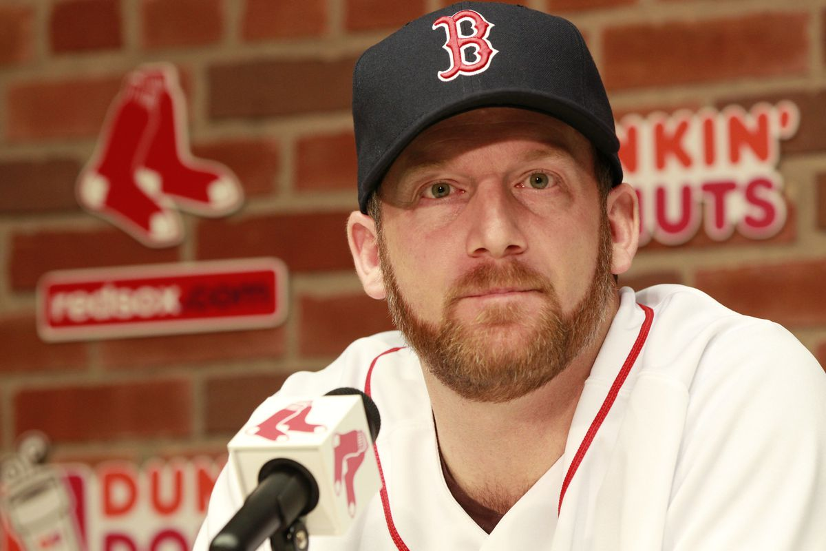 Dempster stares into your soul.