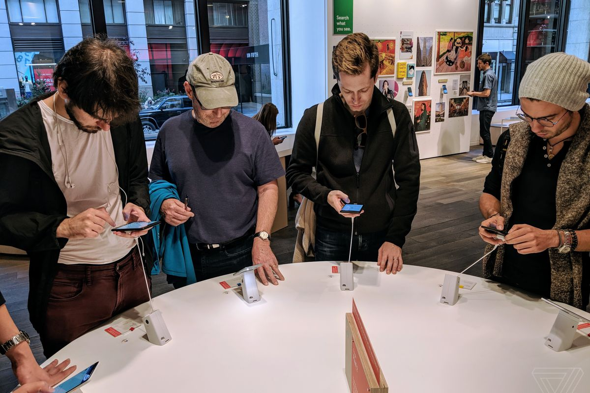 Google will reimburse customers who overpaid for Pixel 2 ...