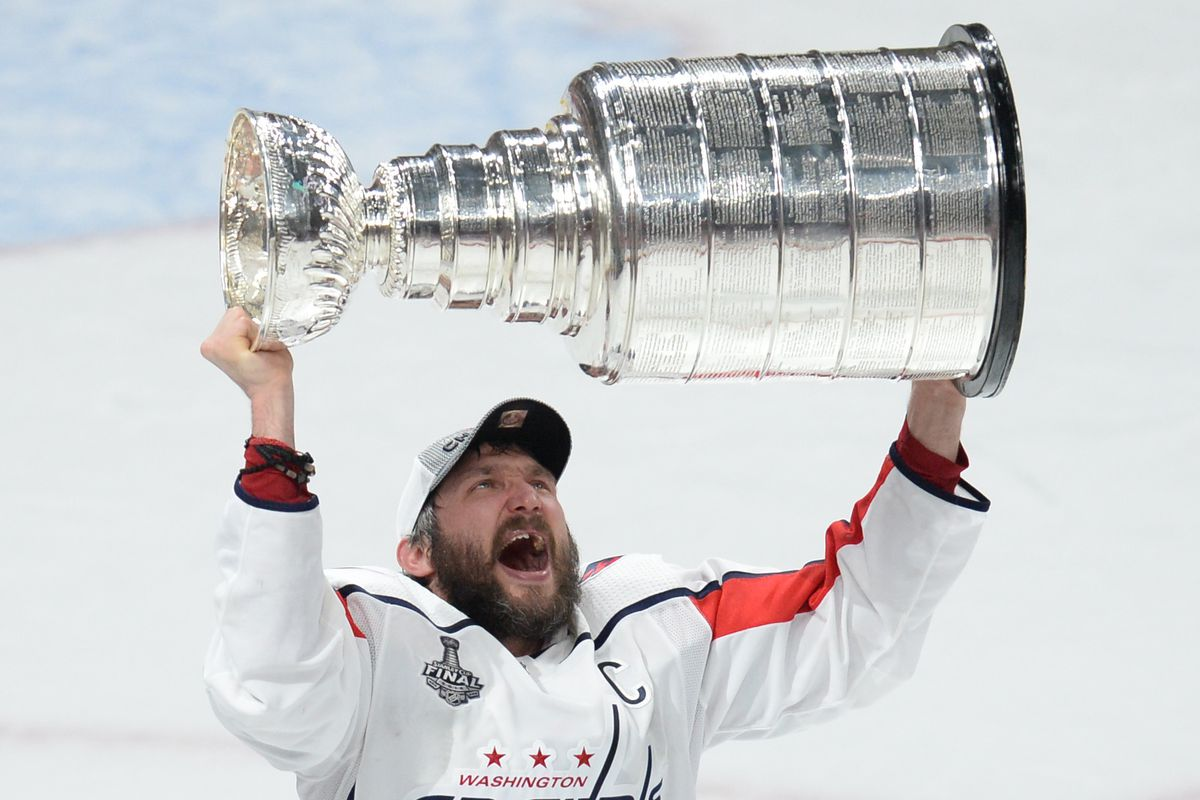 a6b47f3062a Alex Ovechkin led the Capitals to a Stanley Cup. Never doubt him ...