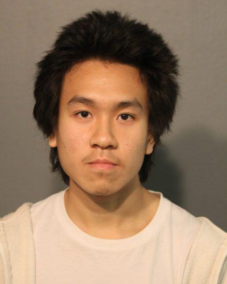 Amos Yee arrest photo