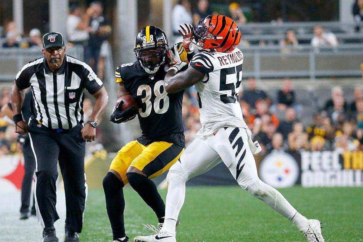 Steelers Vs Bengals Week 4 Second Half Live Updates
