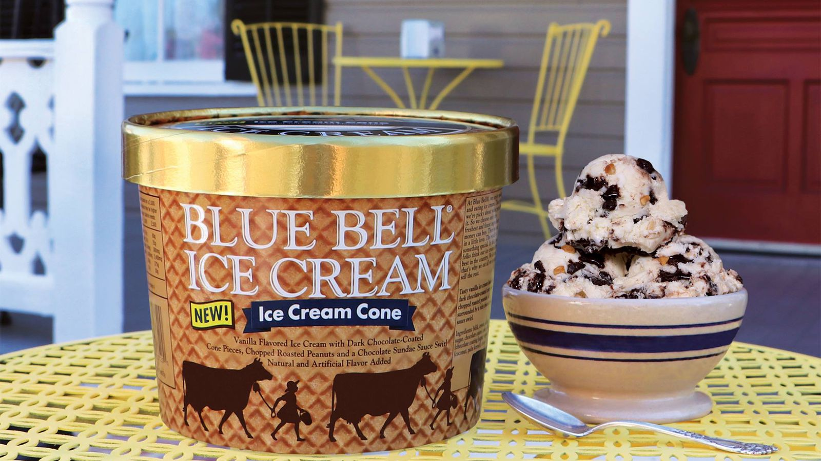 Blue Bell Ice Cream S New Flavor And More A M Intel