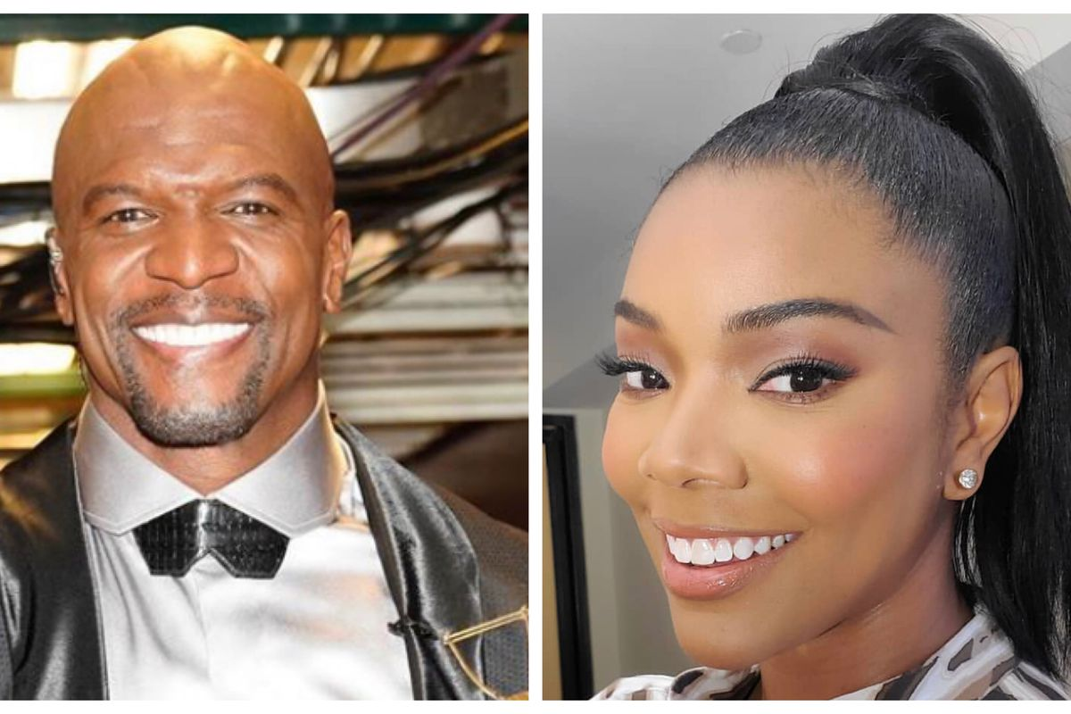 Terry Crews and Gabrielle Union