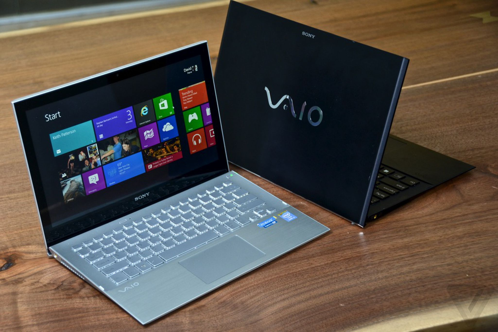 Sony VAIO Pro review: 'we're going to war with the MacBook