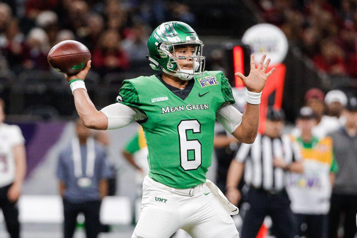 NCAA Football: New Orleans Bowl-Troy vs North Texas