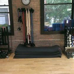 """""""I don't have a ton of time, so when it comes to my workout I like to get in, break a sweat, and get out. I've been doing Crossfit at <a href=""""http://www.cheetahgym.com/"""">Cheetah Gym Crossfit</a> [1934 West North Avenue] for five years now and the workout"""